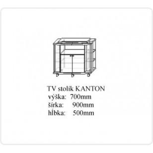 TV stolík Kanton
