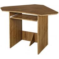 PC stôl Oli rohový