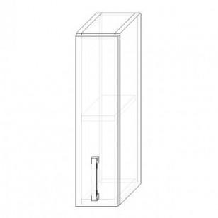 31. H15 – skrinka horná 1-dverová 150