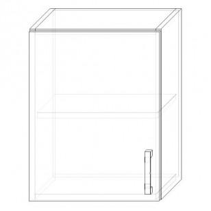 37. H45 – skrinka horná 1-dverová 450 P+Ľ