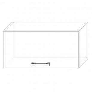 41. H60V – skrinka horná 1-dverová 600 výklopná