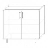 22. S90 – skrinka spodná 2-dverová 900